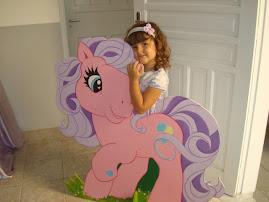 Minha princesinha Nicole Claudielle