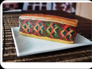 Jenis Kek Lapis Sarawak Afifi