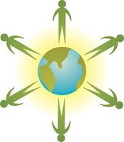 los niños y el planeta verde