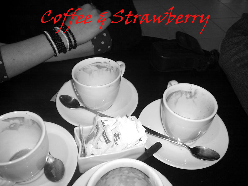 Coffee & Strawberry