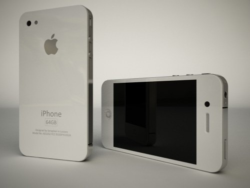 Iphone+3gs+white+front+panel