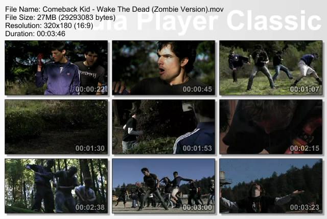 Comeback Kid - Wake The Dead 2011