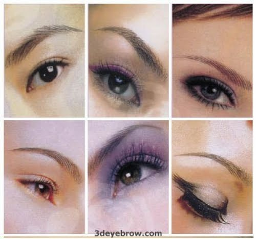 eyebrow tattoo permanent make up courses