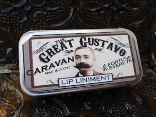 The Great Gustavo Lip Liniment