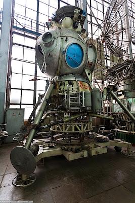 Soviet lunar module