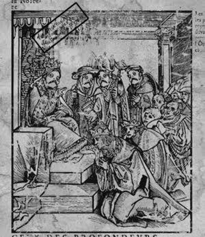 Necronomicon de Vhallennes, Dagon detail