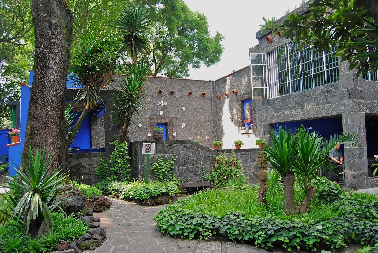 1000 imagens sobre casa azul no pinterest for Jardin azul canal 9
