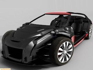 2006 Citroen C Metisse Concept Car