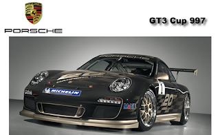 Porshche GT3 Cup 997