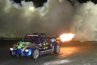 Blue Max Jet Beetle