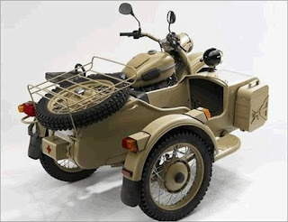 Ural Gear-Up Sahara