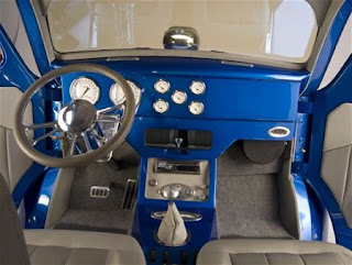 PRC-1941 Willys Classic Hot Rod