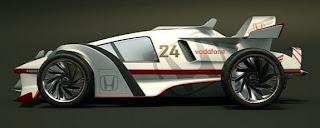 Honda Pegasus Concept