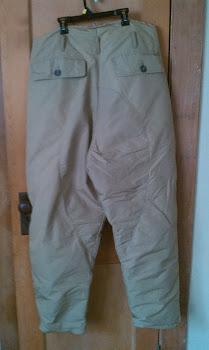 Goosedown Pants.......
