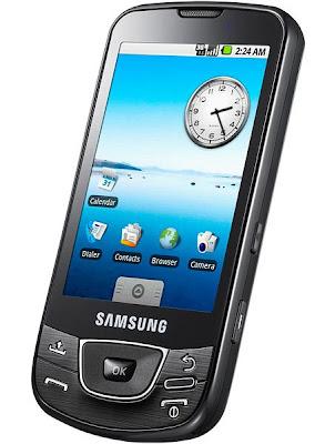 Samsung I7500 Galaxy Android Phone