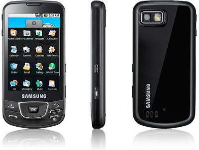 Samsung I7500 Galaxy Android Phone