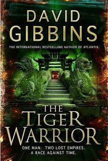 My Favourite Books: The Tiger Warrior by David Gibbins