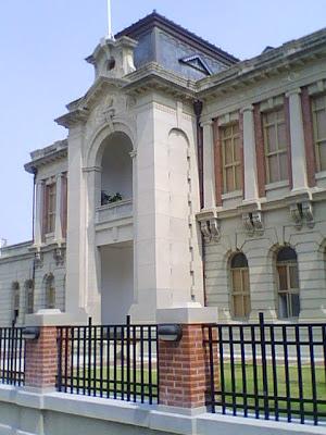 台南古蹟導覽 台南公會堂