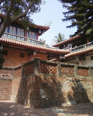 台南一級古蹟 赤崁樓