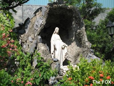 無染原罪天主堂 台南市中山路天主堂