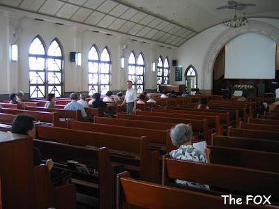 五條港看西街教會