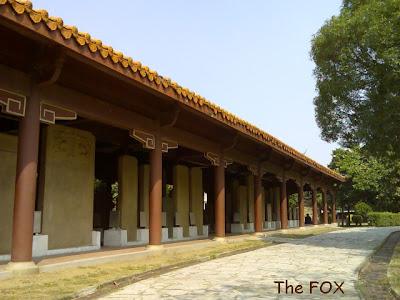 台南古蹟 大南門城