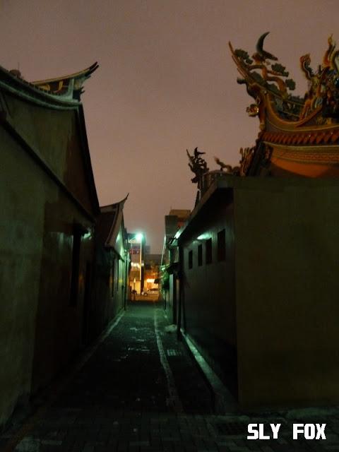 三官廟後巷