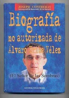 Lea el libro PDF: Alvaro Uribe Velez El Señor de las Sombras