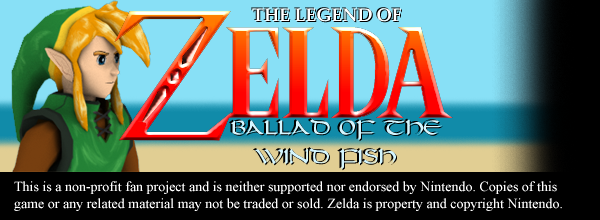 The Legend of Zelda - Ballad of The Wind Fish