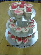 Cupcake bertingkat