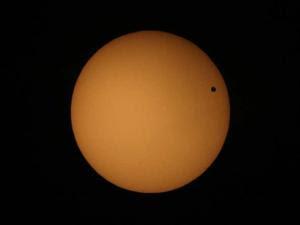 Peristiwa langka gerhana Venus