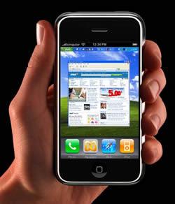 Cara Setting Mobile Blogging di iPhone