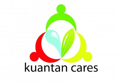 Logo Kuantan Cares