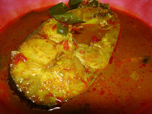 Gulai Asam Pedas Ikan Patin, Kuliner Khas Riau