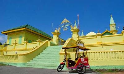 Riau Archipelago: Penyengat Island