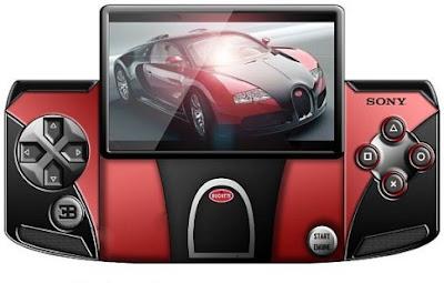 PSP Bugatti Veyron Concept