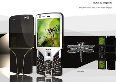 Nokia 82 Dragonfly New Concept