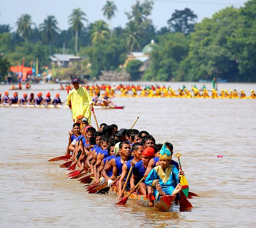 Traditional Paddle Sports