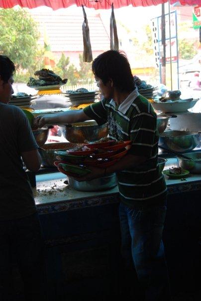 Gobah Indah Legenda Kuliner Pekanbaru