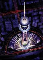 The Jakarta Tower Meninggi di Dunia