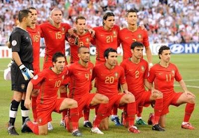 Prediksi Pertandingan Portugal vs Brazil