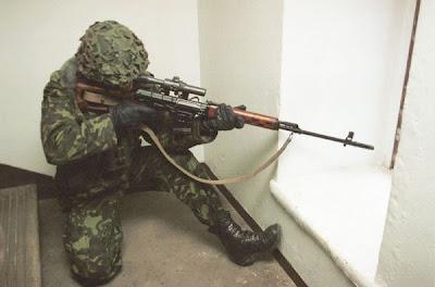 Sejarah Dragunov, Senjata Mematikan