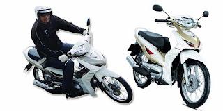 Harga dan spesifikasi Honda Revo AT