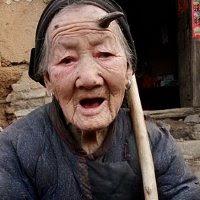 Misteri Nenek Bertanduk dari Cina