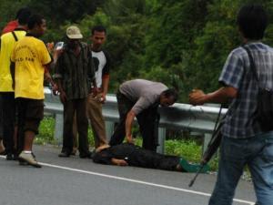 Perampokan Di Padang