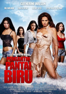 Pengantin Pantai Biru Movie Trailer