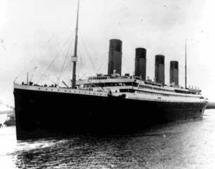 Mystery of the Titanic Sank