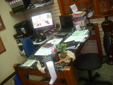 Dia de trabalho(1)...