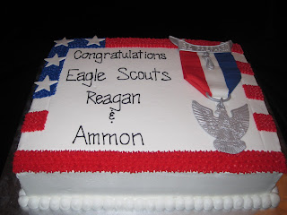 Eagle Scout Cake Ideas http://icravecake.blogspot.com/2011/02/blog-post_07.html