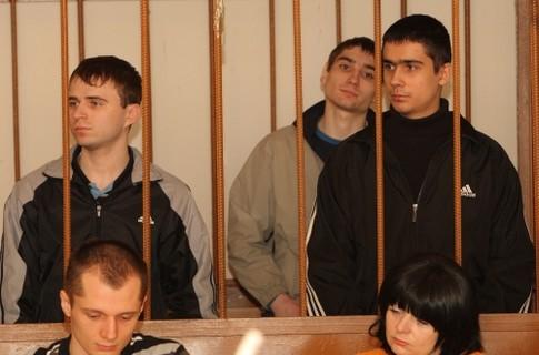 the dnepropetrovsk maniacs Galningene fra dnepropetrovsk (ukrainsk:  dnepropetrovsk maniacs) er et kallenavn gitt av media angående en drapssak som fant sted i dnepropetrovsk,.